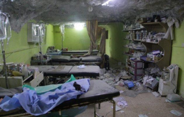 """Προσπαθούν να φορτώσουν στη Δαμασκό νέα επίθεση με χημικά – """"Κουβέντα"""" δεν λένε για τον βρόμικο ρόλο Ερντογάν"""