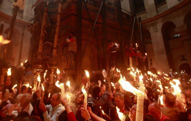 Όπως το πάνε θα κάνουν Ανάσταση και δίχως Άγιο Φως οι Ρώσοι – Το Πατριαρχείο Μόσχας σε νέα… κατορθώματα