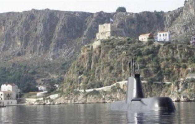 Αρχίσαμε! Η Τουρκία αμφισβήτησε το πρωί της Κυριακής την ελληνική κυριαρχία στο Καστελόριζο