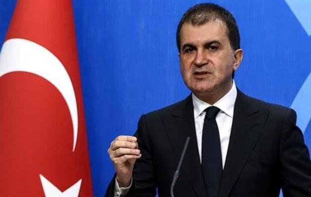 Ομέρ Τσελίκ: Ο Δένδιας θέλει να πολιορκήσει την Τουρκία