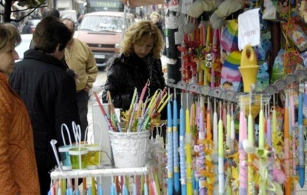 Το ωράριο των καταστημάτων το Πάσχα – Ανοιχτά και την Κυριακή τα μαγαζιά