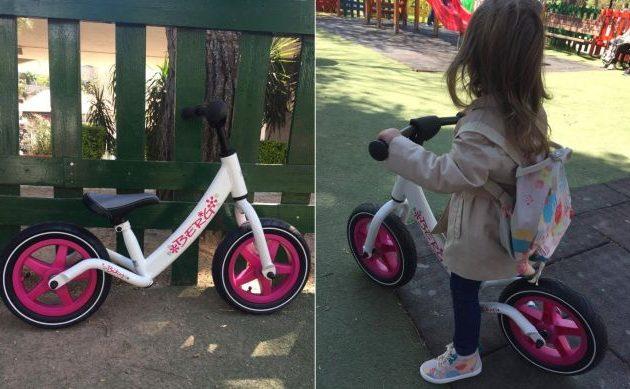 Γονείς προσοχή! Το πρώτο ποδήλατο του παιδιού δεν πρέπει να έχει βοηθητικές ρόδες (βίντεο)