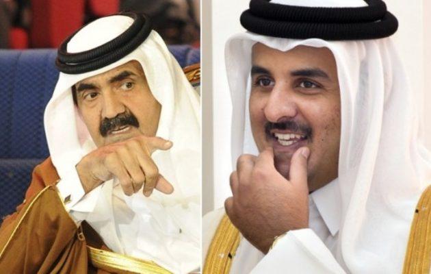 """Στα πρόθυρα πραξικοπήματος το Κατάρ – Ο πρώην εμίρης έτοιμος να """"φάει"""" τον νυν εμίρη"""