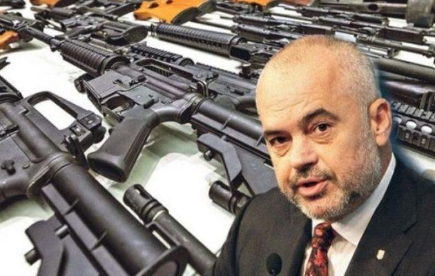 Σερβικές πηγές: Ο Ράμα στέλνει όπλα στο Κοσσυφοπέδιο – Ετοιμάζει αποσταθεροποίηση στα Βαλκάνια