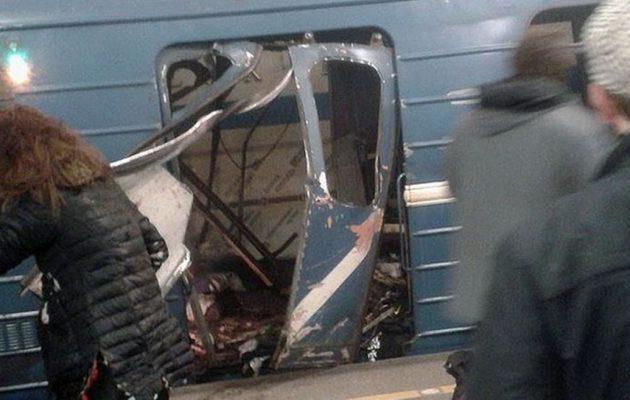 Η FSB ταυτοποίησε τον «εγκέφαλο» της επίθεσης αυτοκτονίας στο Μετρό της Αγίας Πετρούπολης