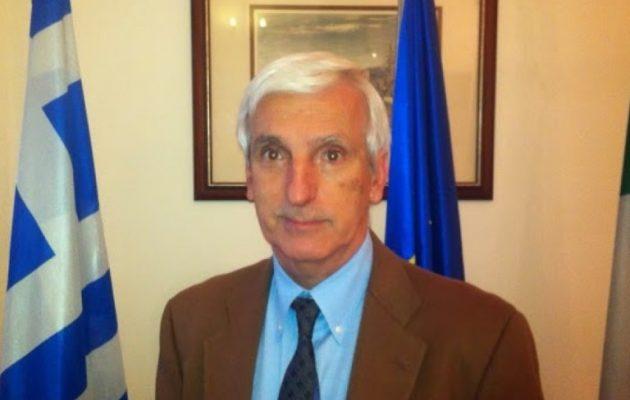 Έλληνας Πρέσβης στη Ρώμη: «Οι αρχαίοι πολιτισμοί έχουν ιδιαίτερη ευθύνη για την ανθρωπότητα»
