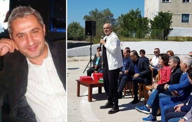 """Αλβανοί ασφαλίτες την """"έπεσαν"""" στον Αλέξανδρο Ζιούλη του TRIBUNE – Ενόχλησε η ερώτησή του στον Ράμα"""