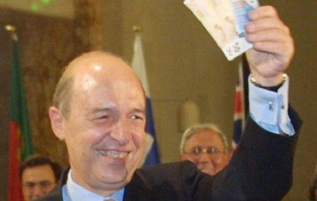 """Η Γερμανία """"καρφώνει"""" τον Σημίτη στην Ε.Ε.: Έβαλε με ψεύτικα στοιχεία την Ελλάδα στο ευρώ"""