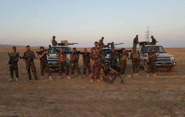 Κούρδοι Πεσμεργκά προσχώρησαν στις ιρακινές παραστρατιωτικές πολιτοφυλακές