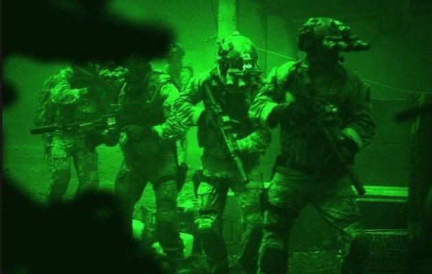 Νυχτερινές επιδρομές Αμερικανών κομάντος εξάρθρωσαν πυρήνες τζιχαντιστών στην αν. Συρία