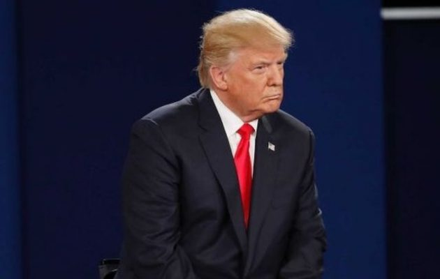 """Το """"δράμα"""" του Τραμπ – Είναι ένας σπιτόγατος που σιχαίνεται τα ταξίδια και τώρα… πετάει"""