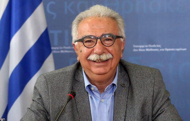 Γαβρόγλου: Πώς θα γίνεται εισαγωγή σε Πανεπιστήμια με εθνικό απολυτήριο