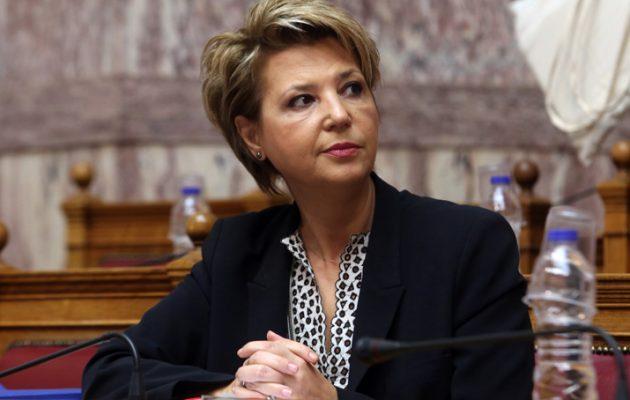 Γεροβασίλη: Αδιανόητο ότι ο κ. Μητσοτάκης λέει ότι «πλεονάζουν γιατροί»