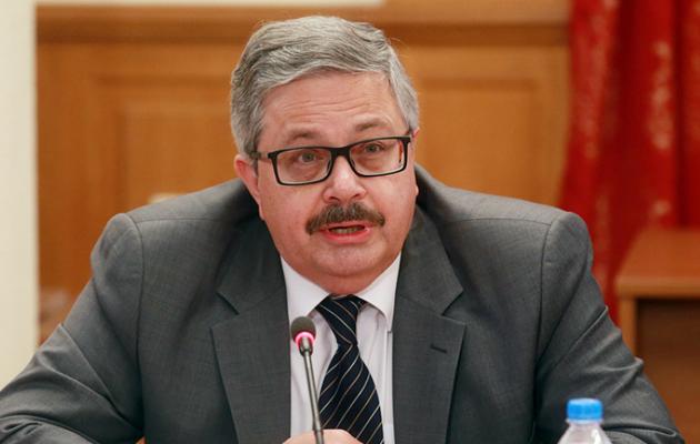 Νέος Ρώσος πρέσβης στην Τουρκία μετά τη δολοφονία Καρλόφ  ο Αλεξέι Γιερόφ