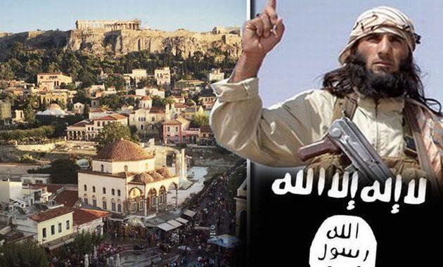 """Ο """"ιμάμης"""" που συνελήφθη στην Αθήνα υμνούσε το Ισλαμικό Κράτος και έβριζε τις Ελληνίδες"""