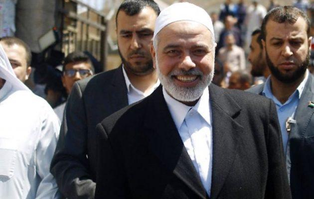 Ο Ισμαήλ Χανίγιε νέος ηγέτης της ισλαμιστικής παλαιστινιακής Χαμάς