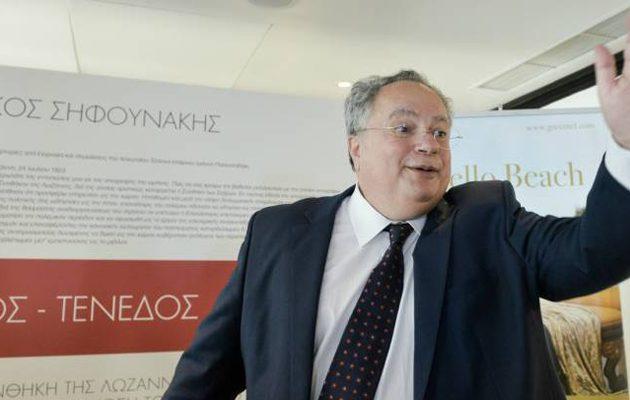 Κοτζιάς: Όποιος επεμβαίνει στα εσωτερικά της Ελλάδος θα αντιμετωπίσει συνέπειες