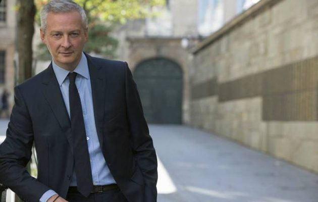 Μπρουνό Λεμέρ: «Χρειάζεται όσο το δυνατόν περισσότεροι Γάλλοι να αρχίσουν και πάλι να εργάζονται»