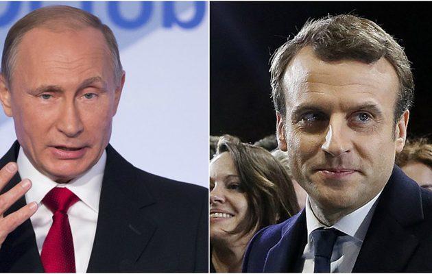 Η Γαλλία κλείνει το εμπορικό της γραφείο στη Μόσχα – Είναι αρμόδιο για τις επενδύσεις στην Ρωσία