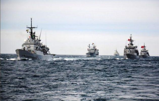 Casus Belli για τα 12 μίλια: Η Τουρκία «δέσμευσε» για άσκηση τη θάλασσα ανάμεσα σε Ρόδο και Καστελόριζο