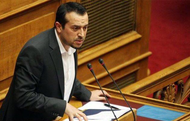 Παππάς: Η μεταμνημονιακή Ελλάδα θα έχει τη σφραγίδα της αριστερής προοδευτικής διακυβέρνησης