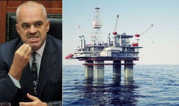 """Το καθεστώς Ράμα """"δίνει"""" ανθελληνικά δημοσιεύματα για τις έρευνες υδρογονανθράκων στο Ιόνιο"""