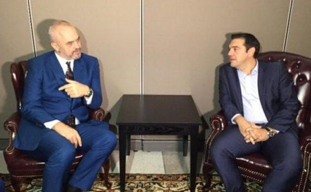 Ο Τσίπρας θα δει τον Ράμα στις Βρυξέλλες – Θα ζητήσει «έλεος» ο Αλβανός πρωθυπουργός;