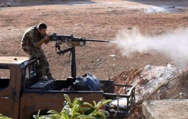 Τελεσίγραφο Ερντογάν στους Κούρδους της Συρίας: Παραδοθείτε μέχρι το βράδυ (της Τετάρτης)