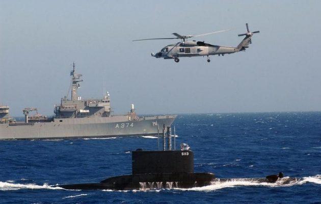 Οι Τούρκοι θα επιχειρήσουν γεώτρηση στην κυπριακή ΑΟΖ – Ο στόλος μας θα προστατεύσει την Κύπρο