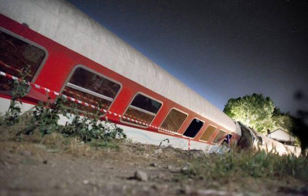 Τα σενάρια για το σιδηροδρομικό δυστύχημα στο Άδενδρο – Μέχρι την Παρασκευή το πόρισμα