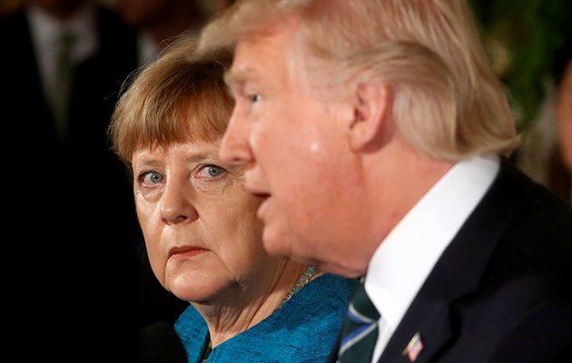 Ο «χαλύβδινος» πόλεμος του Τραμπ στο Βερολίνο «ξυπνά» το αντιγερμανικό μέτωπο στην Ευρώπη