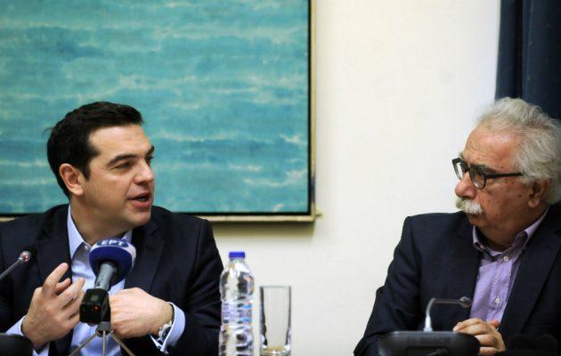 Τι θα ανακοινώσει ο Τσίπρας κατά την επίσκεψή του στο υπουργείο Παιδείας