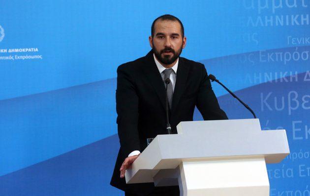 Τζανακόπουλος: Η ομιλία Μητσοτάκη στη ΔΕΘ ήταν ένα ακόμη δώρο στην κυβέρνηση