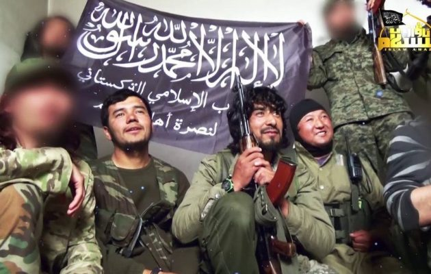Τουρκομογγόλοι και Αλ Κάιντα μετέφεραν χημικά όπλα στην Τζισρ Αλ Σούγκουρ της Ιντλίμπ