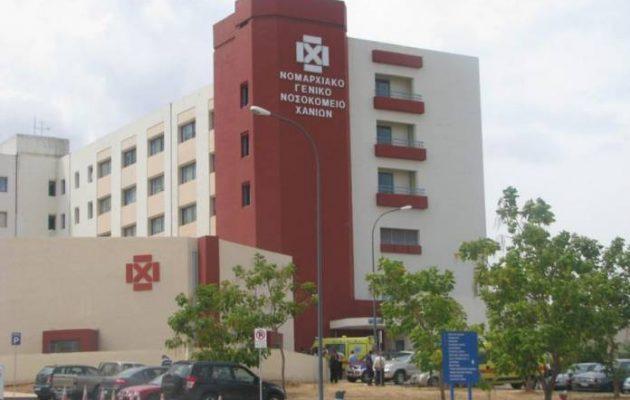 Απόπειρα απόδρασης κρατούμενου από το νοσοκομείο Χανίων