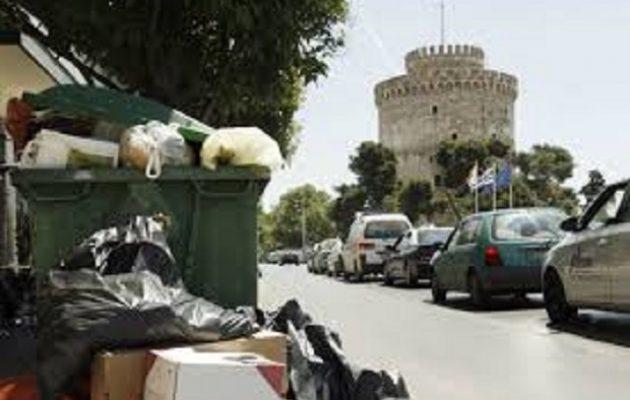 Θεσσαλονίκη: Ο Μπουτάρης αναθέτει σε ιδιώτες την αποκομιδή σκουπιδιών