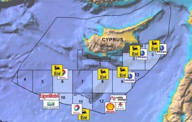 Η Λευκωσία με NAVTEX άνοιξε τον δρόμο για τη γεώτρηση στο Οικόπεδο 11 της κυπριακής ΑΟΖ