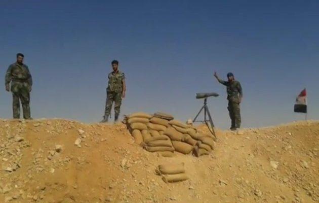 Η Συρία έχει ξανά σύνορα με το Ιράκ – Άνοιξε χερσαίος διάδρομος ενίσχυσης του Άσαντ από το Ιράν (χάρτης)