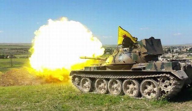 Οι Κούρδοι σκότωσαν διαβόητο οπλαρχηγό του Ισλαμικού Κράτους στην αν. Συρία