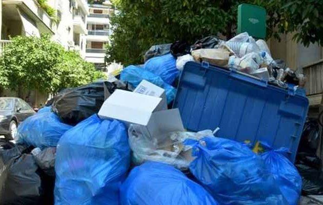 Σε 48ωρη απεργία οι υπάλληλοι των δήμων – Πρόβλημα με τα σκουπίδια