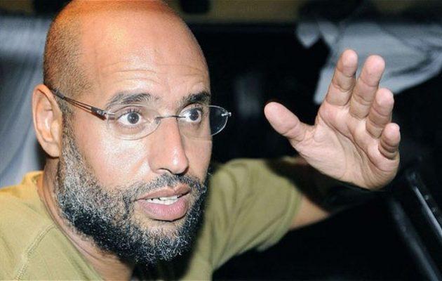 Ελεύθερος αφέθηκε ο Σαΐφ Αλ Ισλάμ γιος του Μουαμάρ Καντάφι