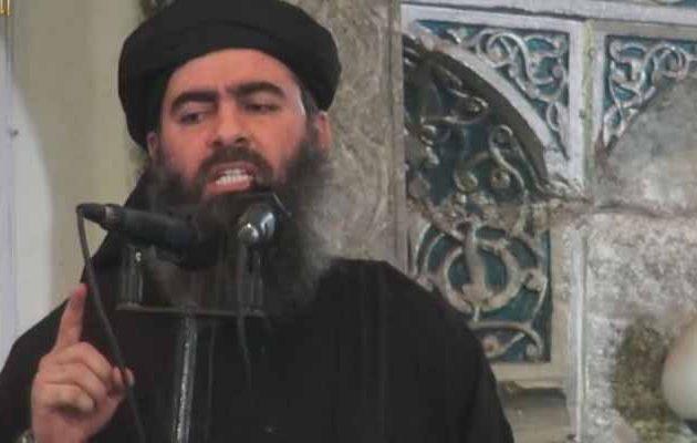 Ζει ο Αλ Μπαγκνάντι; Το Ισλαμικό Κράτος δημοσίευσε ηχητικό μήνυμα του αρχηγού του