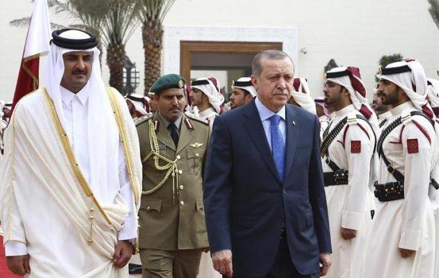 Ραγδαίες εξελίξεις: Ο Ερντογάν στέλνει στρατό στο Κατάρ – Στα πρόθυρα παγκόσμιας ανάφλεξης