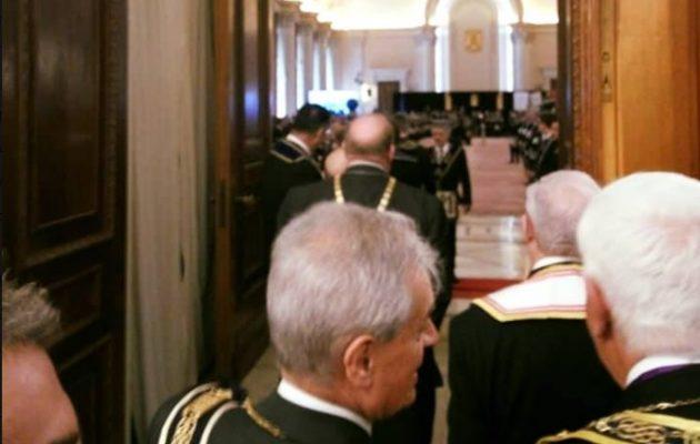 Η Μεγάλη Στοά της Ελλάδος στο 6ο Ευρωπαϊκό Συνέδριο Κανονικών Μεγάλων Στοών στο Βουκουρέστι