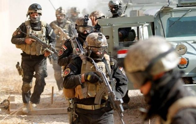 Σε «κλοιό» εξάρθρωσης ο πυρήνας της οργάνωσης Ισλαμικό Κράτος στη Φαλούτζα του Ιράκ