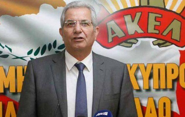 Γιουσουφάκι του Ερντογάν ο Άντρος Κυπριανού πρότεινε να περάσουν οι αγωγοί φυσικού αερίου μέσα από την Τουρκία