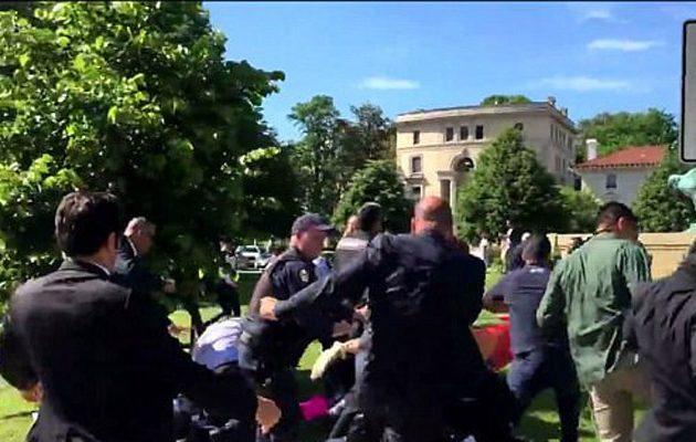 Ομόφωνα οι Αμερικανοί βουλευτές καταδίκασαν τον Ερντογάν – Οργή για τον σουλτάνο