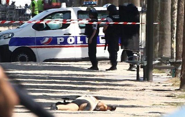 Παρίσι: Σε λίστα υποψήφιων τρομοκρατών ο νεκρός 33χρονος που επιτέθηκε σε βαν της Αστυνομίας