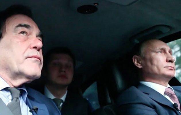 Πούτιν: Ο Σνόουντεν δεν πρόδωσε τα συμφέροντα της χώρας του (βίντεο)