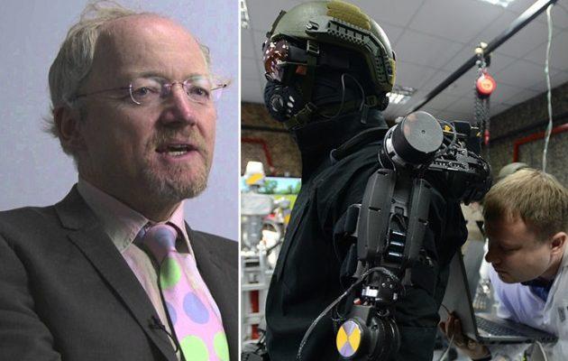 """Δρ Τόμπι Γουόλς: Πρέπει να απαγορεύσουμε τα ρομπότ στρατιώτες πριν μας φέρουν την """"αποκάλυψη"""""""